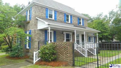 Florence Single Family Home New: 405 N Ebenezer Road