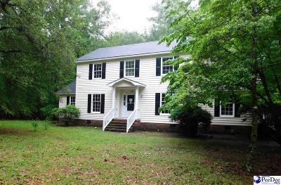 Darlington Single Family Home For Sale: 108 Shoshone