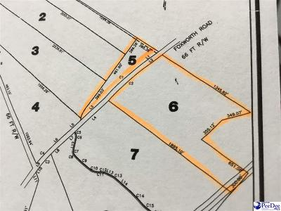 Residential Lots & Land For Sale: Foxworth Road