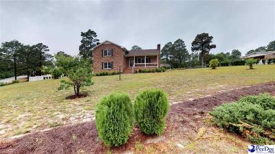 Hartsville Single Family Home New: 1302 Glendale Drive