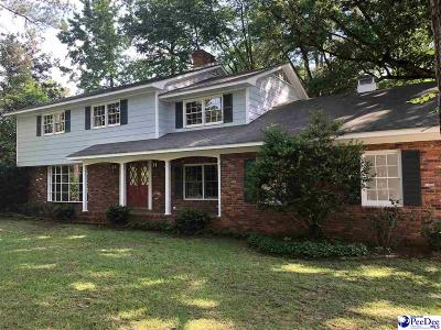 Darlington Single Family Home For Sale: 107 Brittain Road