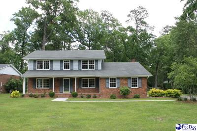 Florence Single Family Home New: 1160 Sherwood Dr