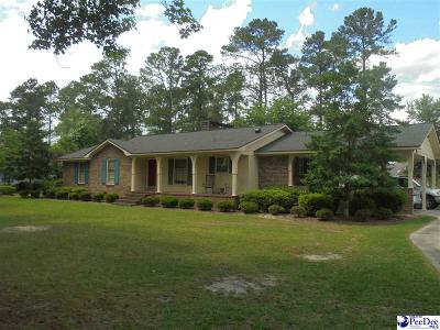 Marion Single Family Home Uc/Show For Back Up: 254 Country Club Rd.