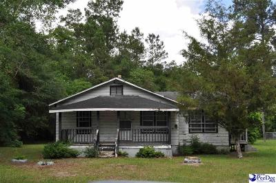 Single Family Home For Sale: 3541 Mary's Road