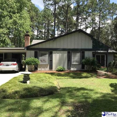 Hartsville Single Family Home For Sale: 1103 Beechtree Ct