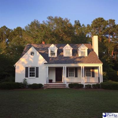 Hartsville Single Family Home New: 313 E Richardson Circle