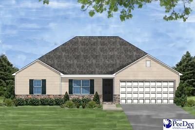 Florence SC Single Family Home For Sale: $149,698
