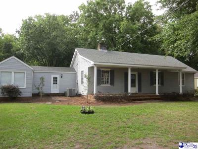 Hartsville Single Family Home New: 911 Prestwood Drive