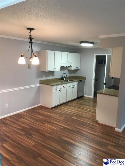 Florence SC Condo/Townhouse Active-Extended: $74,999