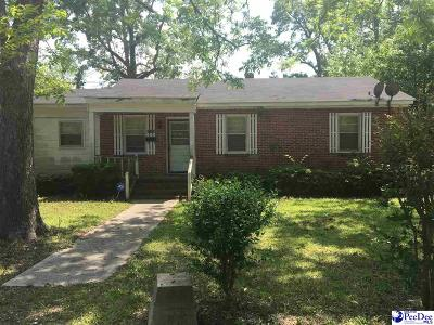 Marion SC Single Family Home For Sale: $42,000