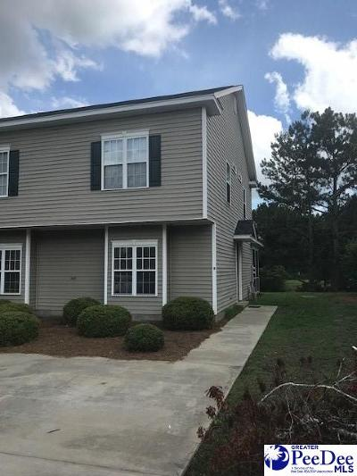 Florence Condo/Townhouse Uc/Show For Back Up: 1410b Golf Terrace Blvd