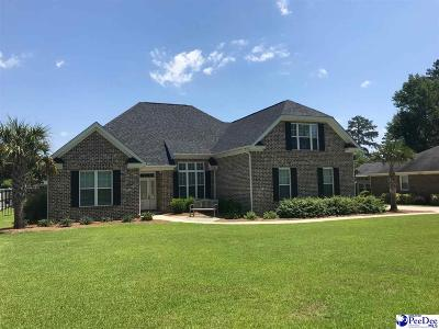 Florence SC Single Family Home For Sale: $329,900