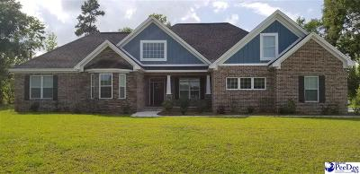 Florence SC Single Family Home For Sale: $399,000