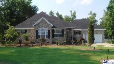 Mullins Single Family Home For Sale: 3301 Daisy's Place