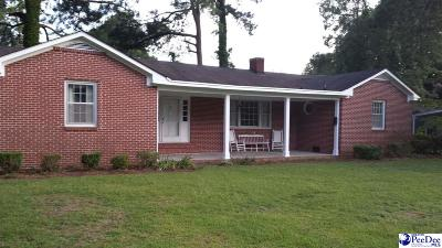 Mullins Single Family Home Active-Price Change: 116 Lloyd St