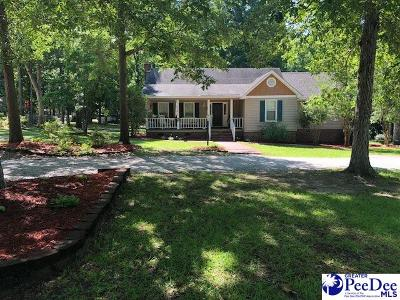 Darlington Single Family Home Uc/Show For Back Up: 2818 Dewitt Circle
