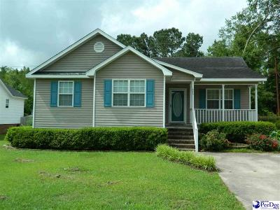 Florence Single Family Home For Sale: 645 Red Tip Circle