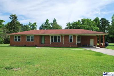 Florence Single Family Home For Sale: 4501 Megan Rd
