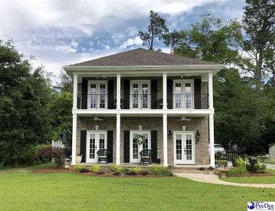 Hartsville Single Family Home For Sale: 721 Prestwood Drive