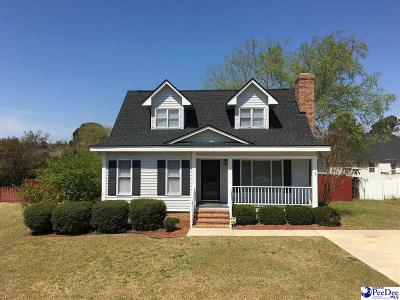 Florence Single Family Home For Sale: 341 Bristol Street