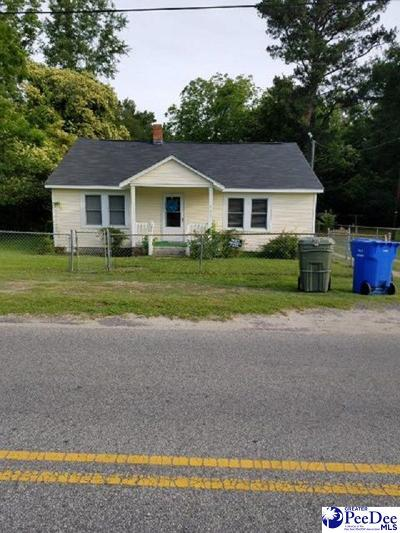 Darlington Single Family Home For Sale: 517 E Broad St