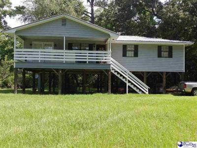 Florence Single Family Home For Sale: 3439 Ellis Dr.