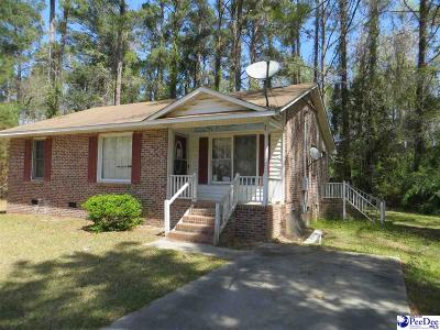 Mullins Single Family Home For Sale: 300 Lincoln Place