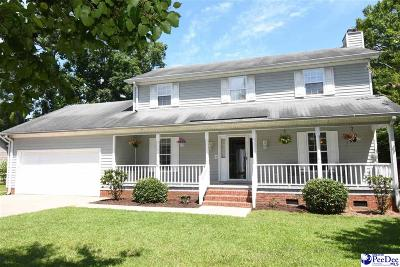 Florence Single Family Home For Sale: 740 S Briarleigh Road