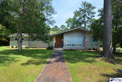 Florence Single Family Home For Sale: 446 Whitman Avenue