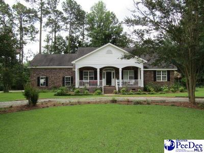 Florence Single Family Home Uc/Show For Back Up: 3714 Gentry Drive