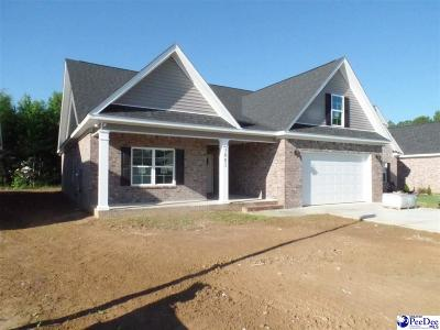 Florence SC Single Family Home For Sale: $247,500