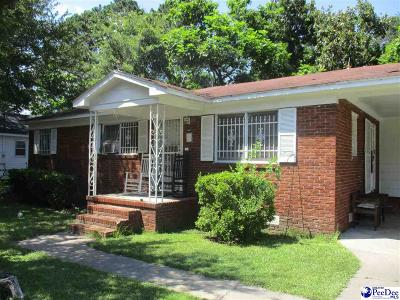 Florence Single Family Home For Sale: 721 Ingram St.