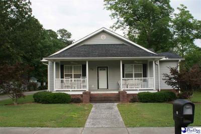 Latta Single Family Home For Sale: 112 N Dew Street