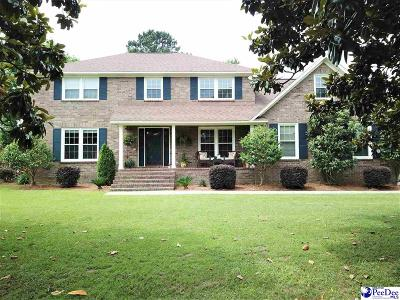 Windsor Forest Single Family Home For Sale: 2552 W Edgefield St