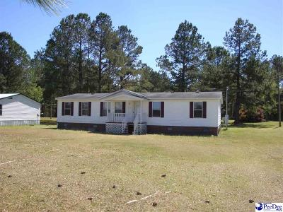 Florence County Single Family Home Active-Price Change: 7112 Bethel Rd.