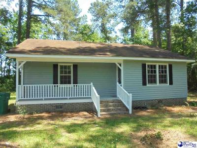 Marion Single Family Home For Sale: 1153 Pine Lake Rd.