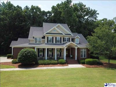 Florence Single Family Home Uc/Show For Back Up: 867 Oldfield Circle