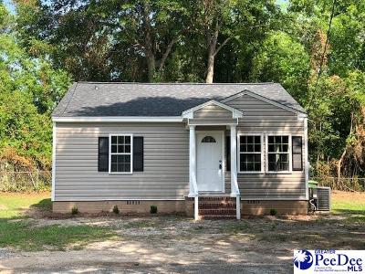 Florence Single Family Home For Sale: 411 Manor
