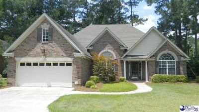 Florence Single Family Home For Sale: 475 Quail Pointe Drive