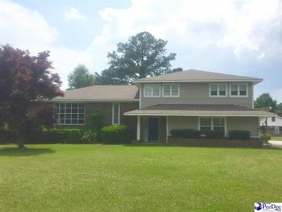 Hartsville Single Family Home For Sale: 404 Wilson Dr