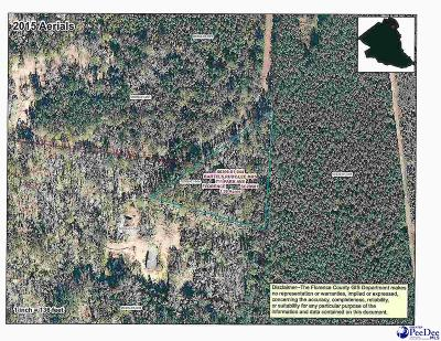 Florence Residential Lots & Land For Sale: Backwoods Rd
