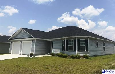 Florence SC Single Family Home For Sale: $176,900
