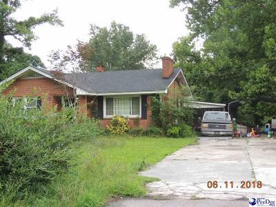 Effingham Single Family Home For Sale: 2506 W John Paul Jones Road