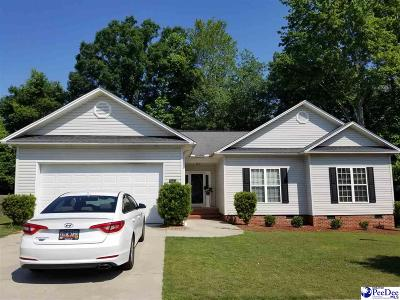 Florence County Single Family Home For Sale: 3205 Spiral Lane