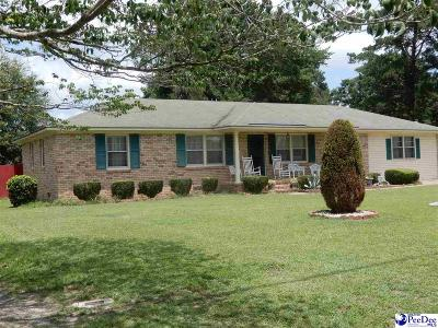 Florence SC Single Family Home New: $143,900