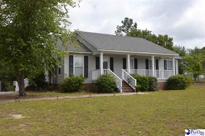 Hartsville Single Family Home Uc/Show For Back Up: 908 Fox Hollow Drive