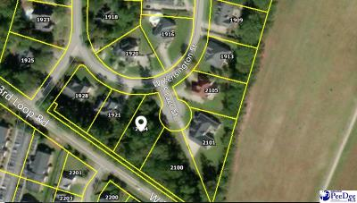 Florence Residential Lots & Land For Sale: 2104 Lacy Court