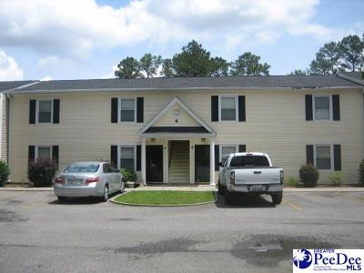 Florence SC Condo/Townhouse New: $59,000
