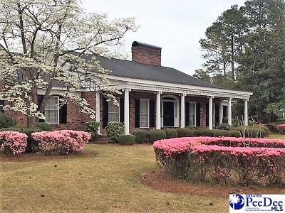 Dillon SC Single Family Home For Sale: $369,900