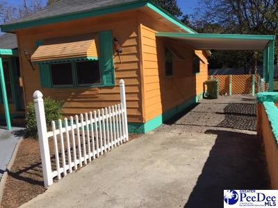 Hartsville Multi Family Home For Sale: 705-705.5-707 Butler Street